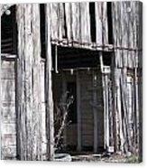 Old Frisco Barn Acrylic Print