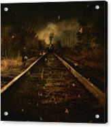 Old Ghosts Acrylic Print