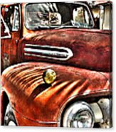 Old Glory Days Limited Edition Acrylic Print