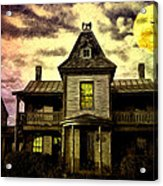 Old House At St Michael's Acrylic Print
