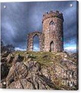 Old John Mug Tower 3.0 Acrylic Print
