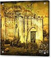Old Masjid Acrylic Print