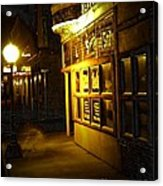 Old Meat Market Acrylic Print