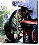 An Old Mill Acrylic Print