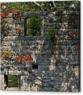 Old Mill Wall Acrylic Print