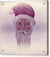 Old Saint Nicholas Acrylic Print