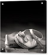 Old Shoes Acrylic Print