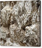 Old Stone Wall Acrylic Print