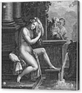 Old Testament: Shoshanna Acrylic Print