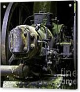 Old Time Equipment Acrylic Print