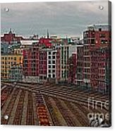 Old Town Vancouver Acrylic Print