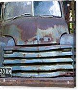 Old Truck I Acrylic Print