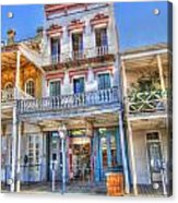 Old West Architecture Acrylic Print