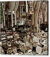 Old World Market Acrylic Print