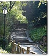 Oldbridge Steps Acrylic Print