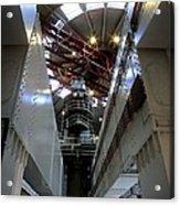 Oldbury Nuclear Power Station Acrylic Print