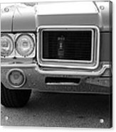 Olds C S In Black And White Acrylic Print
