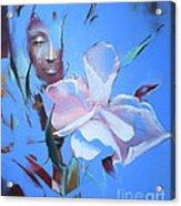 Oleandera Acrylic Print