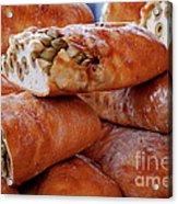 Olive Bread Acrylic Print