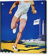 Olympic Games, 1928 Acrylic Print