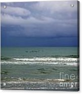 On A Stormy Afternoon Acrylic Print
