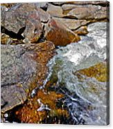 On Screw Auger Falls 6 Acrylic Print