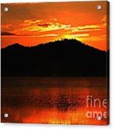 Onaping Canada Sunrise Acrylic Print