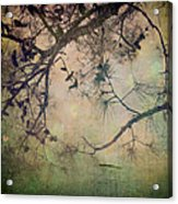 One Autumn Day Acrylic Print