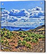 One Desert Drive Acrylic Print