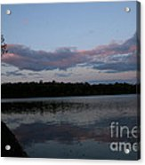 One Moment In Peace Acrylic Print