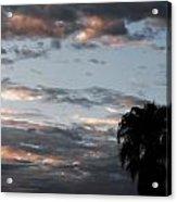 One Monsoon Morning  Acrylic Print