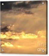 One September Dawn Acrylic Print