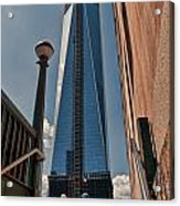 One Wtc First Look Acrylic Print