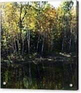 Ontario Colors Acrylic Print