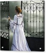 Open Gate Acrylic Print by Joana Kruse