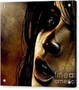 Open Pores Acrylic Print