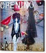 Opening Night Acrylic Print