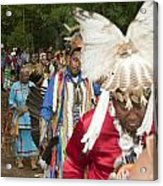 Opening Procession Acrylic Print