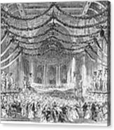 Opera: Don Giovanni, 1867 Acrylic Print