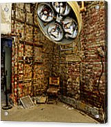 Operating Room - Eastern State Penitentiary Acrylic Print