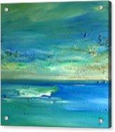 Organic Seascape Acrylic Print