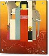 Orient Calls Acrylic Print