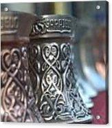 Oriental Coffee Pot Acrylic Print