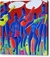 Orkestra Acrylic Print