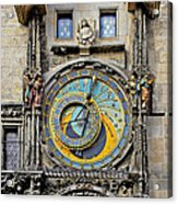 Orloj - Prague Astronomical Clock Acrylic Print