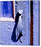 Ornate Door Handle Acrylic Print