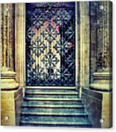 Ornate Entrance Gate Acrylic Print