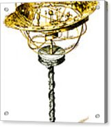 Orrery Illustration Acrylic Print by Science Source