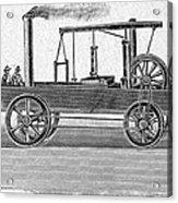 Orukter Amphibolos , 1804 Acrylic Print