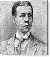O.s. Campbell, 1891 Acrylic Print